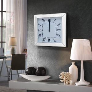 RELOJ DE PARED ADAM 40X40